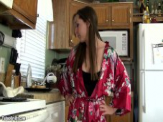 Seducing My StepSon - Erotic Fauxceststep Mother and stepSon Fucking - Taboo Kristi