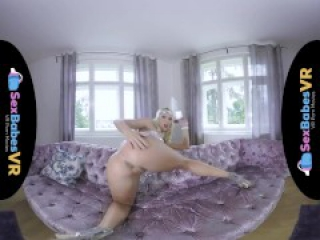 SexBabesVR - Taste Of The Past with kinky Victoria Pure