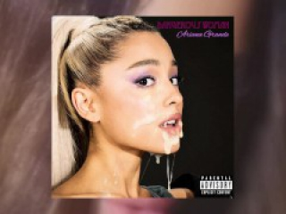 Ariana Grande's Unreleased/Banned Cover-Artwork