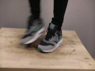 Nike Air Max Shoejob with cum (Full Video)