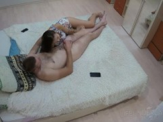 teens need a lot of sex - LANA & JAMES №14 CAM 2