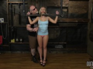 Bailey Brooke - Bit Tits Teen - Bodacious Bailey Bratty In Bondage 1