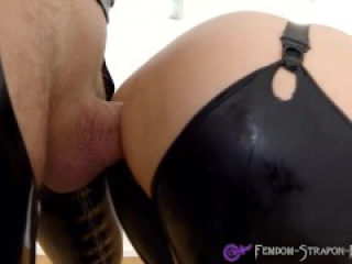 Femdom Axal Sex video from Mistress Angelina