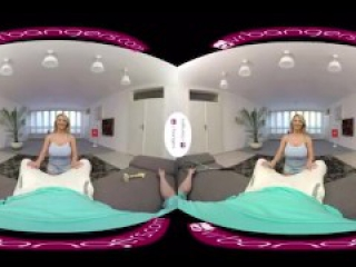 VR PORN-Insanely Hot MILF Treats Your Cock (Katerina Hartlova VR HD)