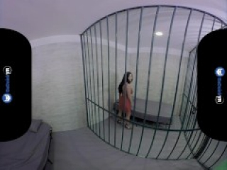 BaDoink VR Prison Break With Angela White VR Porn