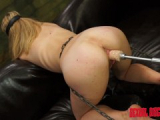 ALLI RAE - BDSM - TIED AND ROUGHLY FUCKED 2