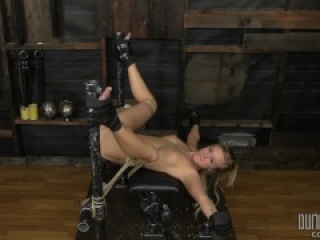 Bailey Brooke - Bit Tits Teen - Bodacious Bailey Bratty In Bondage 4