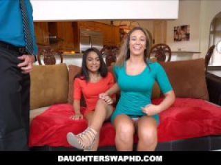 Dad Lets His Buddy Fuck His Daughter