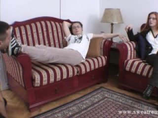 godesses bianca and victoria lazy spoiled and demanding