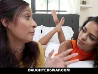 DaughterSwap - Dads Film Daughters Porn Audition Sex Included