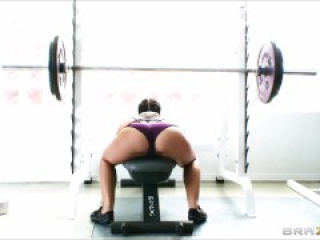 Twerking Out - Sexy Girls Working Out porn music video
